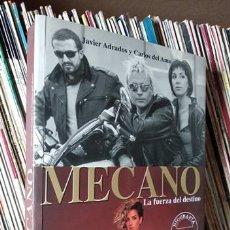 Catálogos de Música: MECANO LA FUERZA DEL DESTINO, JAVIER ADRADOS Y CARLOS DEL AMO, LA ESFERA. Lote 218146486
