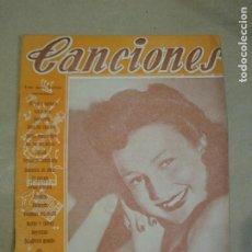 Catálogos de Música: RINA CELI - CANCIONES - EDICIONES MARAZUL. Lote 218489686