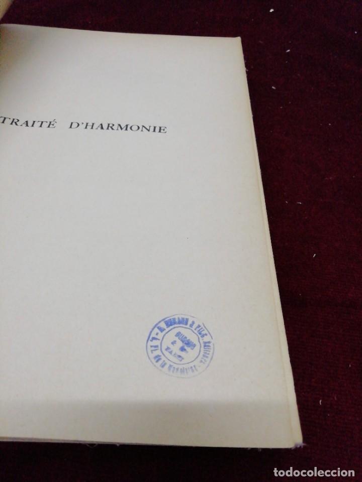 Catálogos de Música: Traité d Harmonie. Theorique et Practique par Théodore Dubois. En Francés - Foto 3 - 218569701
