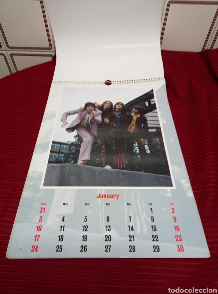Catálogos de Música: The Beatles. Official 1993 calendar. - Foto 2 - 219460832