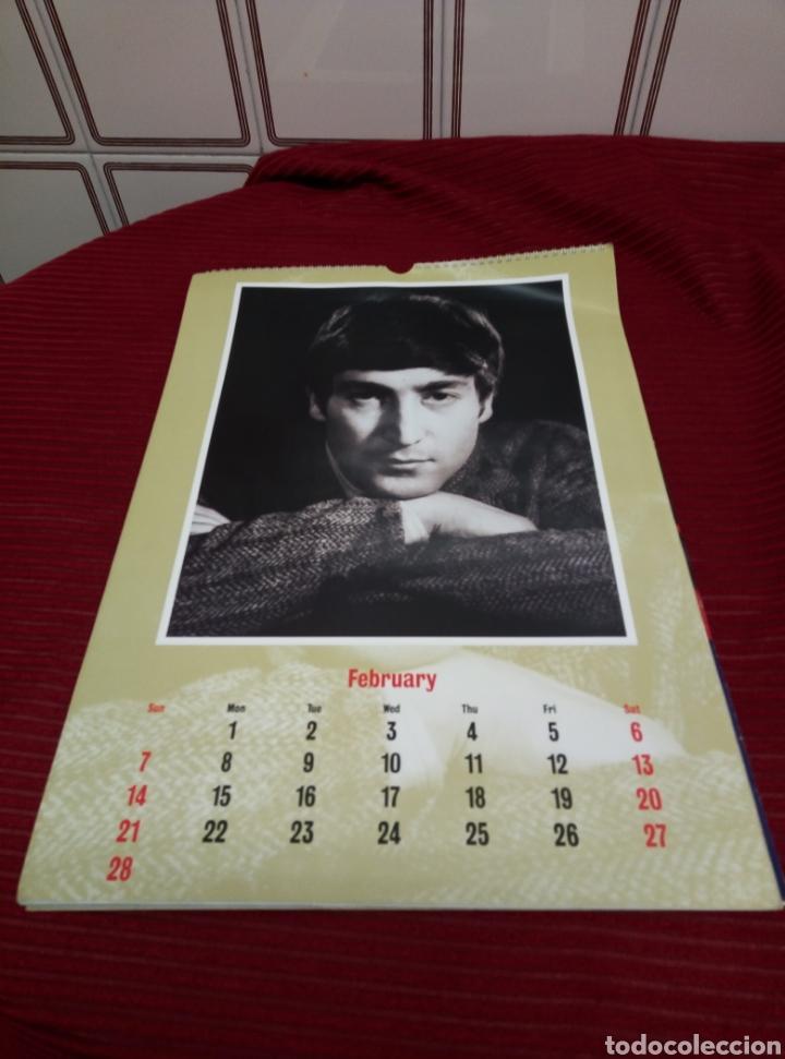 Catálogos de Música: The Beatles. Official 1993 calendar. - Foto 3 - 219460832
