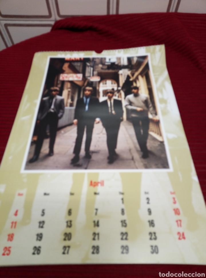 Catálogos de Música: The Beatles. Official 1993 calendar. - Foto 4 - 219460832