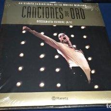 Catálogos de Música: LIBRO(ANTOLOGÍA AUDIOVISUAL DE LA MÚSICA MODERNA.CANCIONES DE ORO Nº 4)2005 PLANETA NUEVO PRECINTADO. Lote 219755113