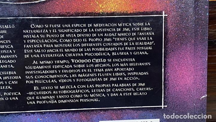 Catálogos de Música: Libro Comic Voodoo Child: La Leyenda de Jimi Hendrix - Martin I. Green & Bill Sienkiewicz Tapa Dura - Foto 5 - 220966381