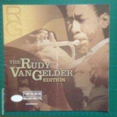 Catálogos de Música: THE RUDY VAN GELDER EDITION - CATALOGO BLUE NOTE OTOÑO 2006. Lote 221139236