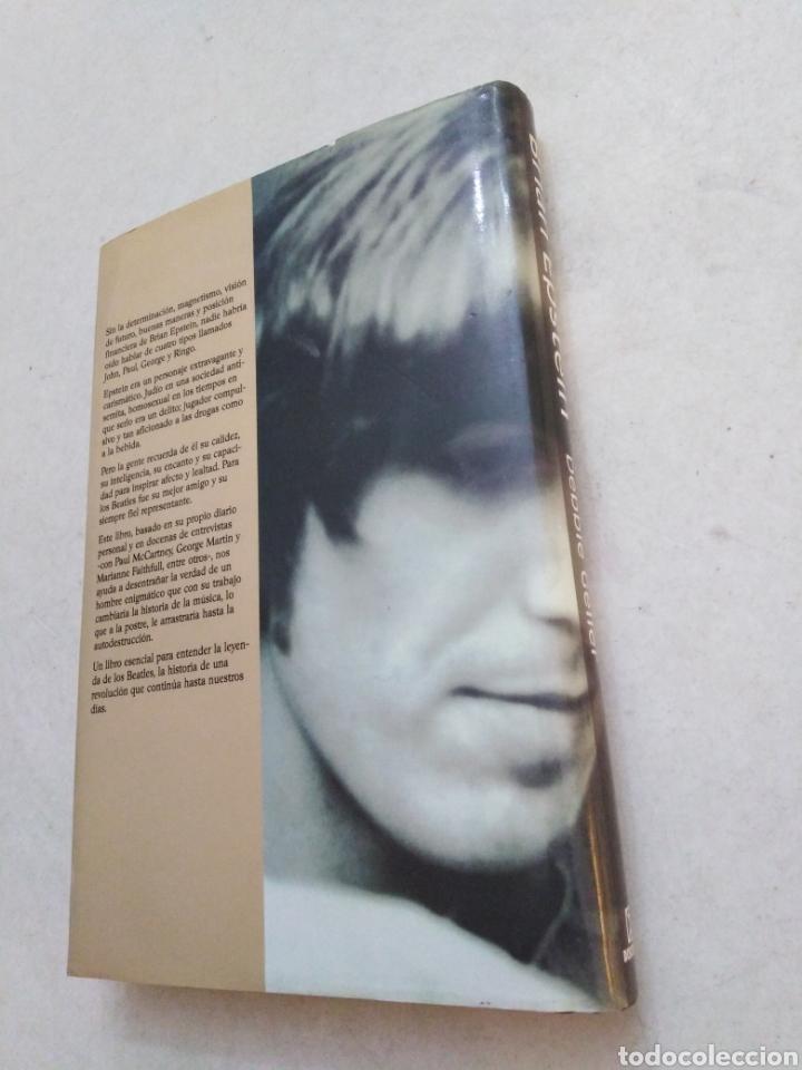 Catálogos de Música: Brian Epstein, Debbie Geller, manager de the Beatles, libro en castellano - Foto 2 - 221424911