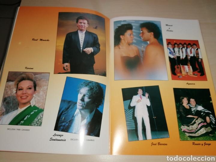 Catálogos de Música: Antiguo catálogo de PRODUCCIONES OYE - Organización y espectáculos - 1991 - Foto 3 - 221464208