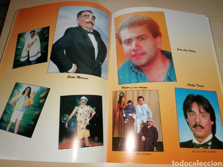 Catálogos de Música: Antiguo catálogo de PRODUCCIONES OYE - Organización y espectáculos - 1991 - Foto 4 - 221464208