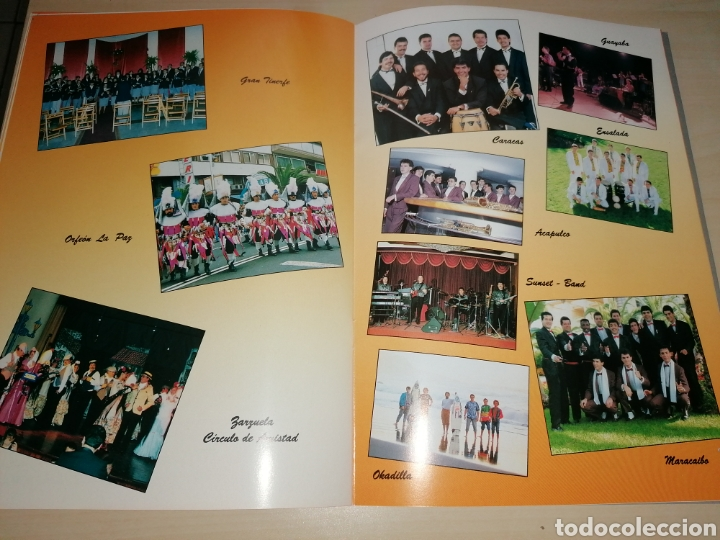 Catálogos de Música: Antiguo catálogo de PRODUCCIONES OYE - Organización y espectáculos - 1991 - Foto 7 - 221464208
