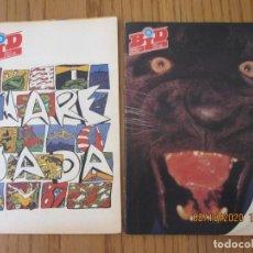 Catálogos de Música: LOTE DE DOS REVISTAS BOLETIN INFORMATIVO DISCOPLAY BID. Lote 221638881