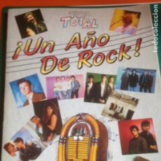 Catálogos de Música: FIESTA TOTAL ¡UN AÑO DE ROCK! ERISA 1988. Lote 221953445