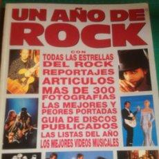 Catálogos de Música: FIESTA TOTAL ¡UN AÑO DE ROCK! ERISA 1991. Lote 221953660