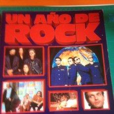 Catálogos de Música: ¡UN AÑO DE ROCK! ERISA 1993. Lote 221954780