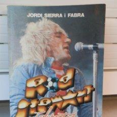Catálogos de Música: ROD STEWART SUPERSTAR. JORDI SIERRA Y FABRA. TEOREMA S.A. COLECCIÓN MÚSICA DE NUESTRO TIEMPO.. Lote 222683190