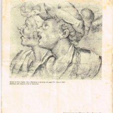 """Catálogos de Música: 1933 ASSOCIACIÓ DE MÚSICA """"DA CAMERA"""" """"STRAWINSKY"""" DIRECTOR: IGOR STRAWINSKY - ORFEÓ GRACIENC. Lote 222714741"""