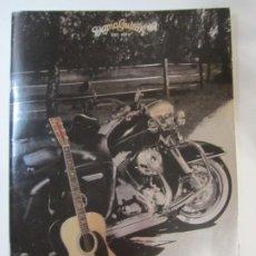 Catálogos de Música: CATALOGO GUITARRAS SIGMA GUITARS EST 1970 THE LEGEND IS ALIVE. Lote 224816451
