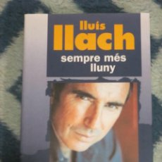 Catálogos de Música: O. JURADO I J. M. MORALES, LLUIS LLACH SEMPRE MES LLUNY, TXALAPARTA EN CATALA. Lote 227698945
