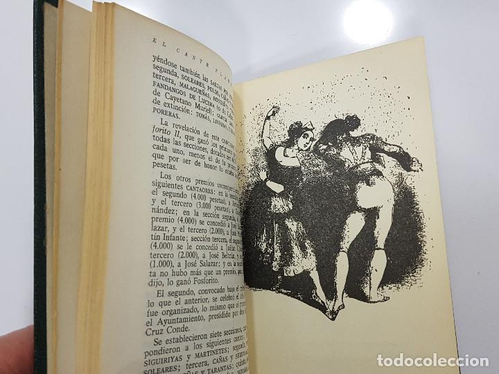 Catálogos de Música: EL CANTE FLAMENCO, Guía Alfabética. Julián Pemartín. 1966 (láminas,encarte). Muy buen estado - Foto 13 - 229023080