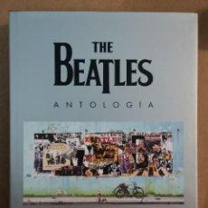 Catálogos de Música: THE BEATLES - ANTOLOGÍA - EDICIONES B (2000) - EN ESPAÑOL - COMO NUEVO. Lote 230176465