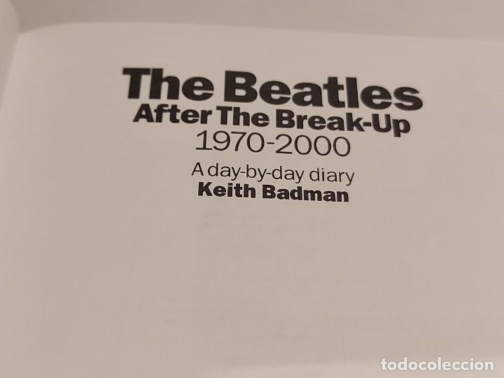 Catálogos de Música: THE BEATLES / AFTER THE BREAK-UP 1970-2000 / KEITH BADMAN / ( INGLÉS ) USADO DE OCASIÓN !! - Foto 2 - 230255785