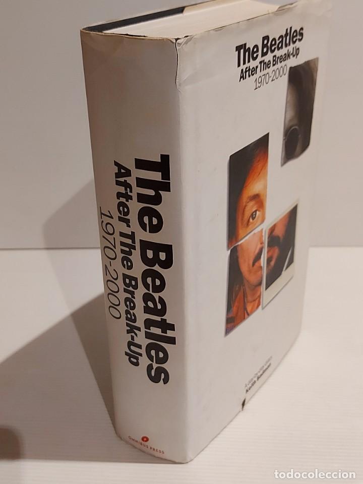 Catálogos de Música: THE BEATLES / AFTER THE BREAK-UP 1970-2000 / KEITH BADMAN / ( INGLÉS ) USADO DE OCASIÓN !! - Foto 23 - 230255785