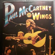 Cataloghi di Musica: PAUL MCCARTNEY - BEATLES - PAUL MCCARTNEY & WINGS - TONY JASPER - LIBRO TAPA DURA - UK - NO CORREOS. Lote 233593735