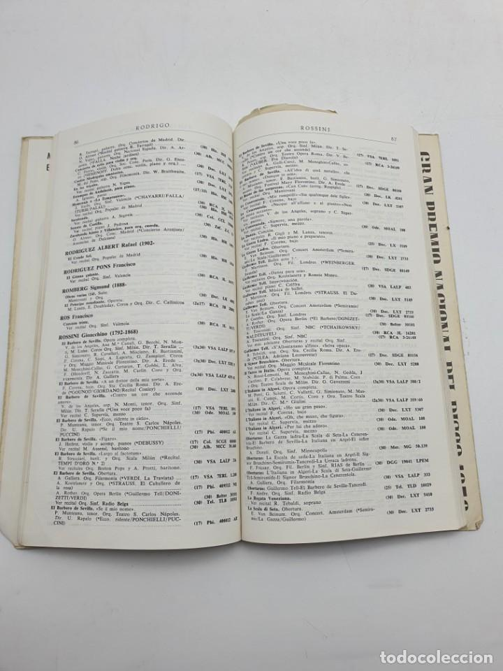 Catálogos de Música: LOS DISCOS MICROSURCO ( AÑO 1959 ) CATÁLOGO GENERAL - Foto 5 - 234920310