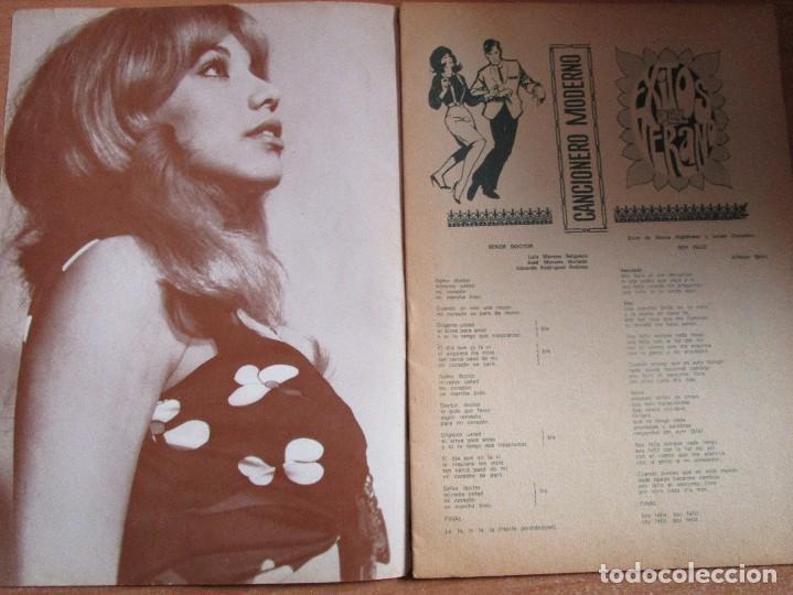 Catálogos de Música: CANCIONERO RAPHAEL , POSTER JULIO IGLESIAS , MIGUEL RIOS , KARINA , VER FOTOS - Foto 2 - 234928650