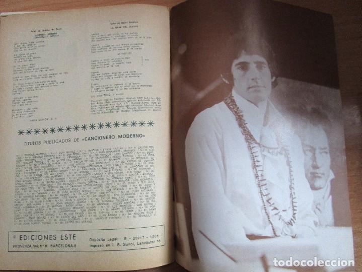Catálogos de Música: CANCIONERO RAPHAEL , POSTER JULIO IGLESIAS , MIGUEL RIOS , KARINA , VER FOTOS - Foto 4 - 234928650