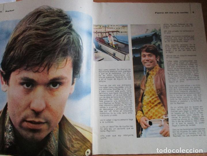 Catálogos de Música: FIGURAS DEL CINE Y LA CANCION BIOGRAFIA COMPLETA DE RAPHAEL , VER LAS FOTOS - Foto 3 - 234929085