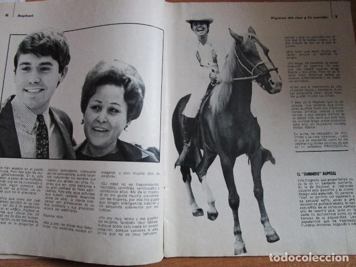 Catálogos de Música: FIGURAS DEL CINE Y LA CANCION BIOGRAFIA COMPLETA DE RAPHAEL , VER LAS FOTOS - Foto 4 - 234929085