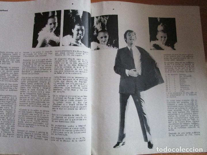 Catálogos de Música: FIGURAS DEL CINE Y LA CANCION BIOGRAFIA COMPLETA DE RAPHAEL , VER LAS FOTOS - Foto 10 - 234929085