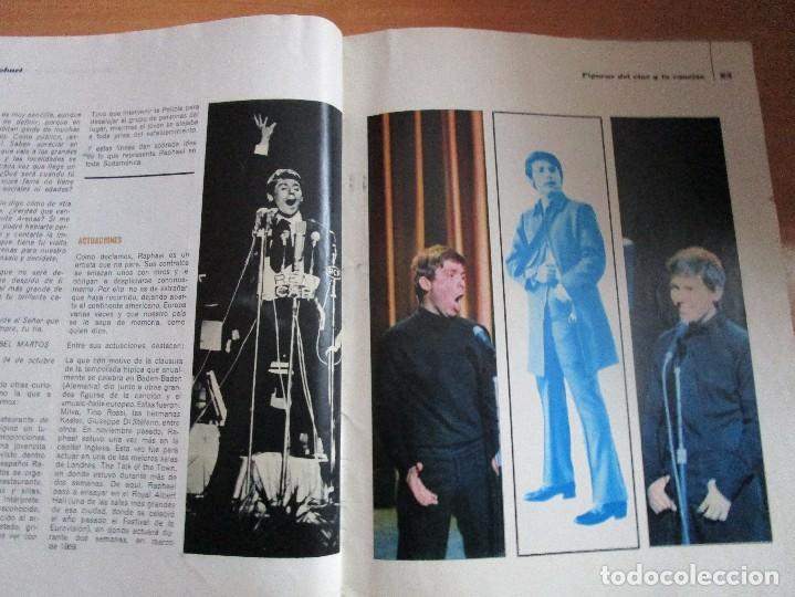 Catálogos de Música: FIGURAS DEL CINE Y LA CANCION BIOGRAFIA COMPLETA DE RAPHAEL , VER LAS FOTOS - Foto 13 - 234929085