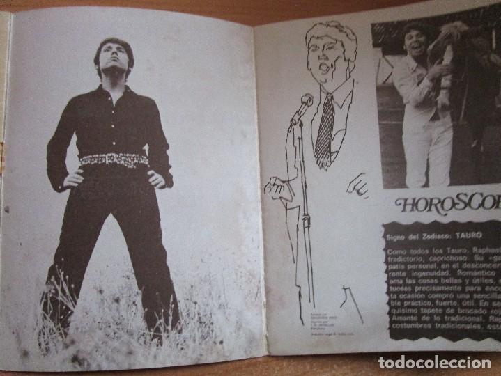 Catálogos de Música: CANCIONERO POPULAR 70 RAPHAEL POSTER CENTRAL RAPHAEL VER LAS FOTOS - Foto 7 - 234930870