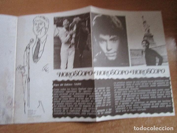 Catálogos de Música: CANCIONERO POPULAR 70 RAPHAEL POSTER CENTRAL RAPHAEL VER LAS FOTOS - Foto 8 - 234930870