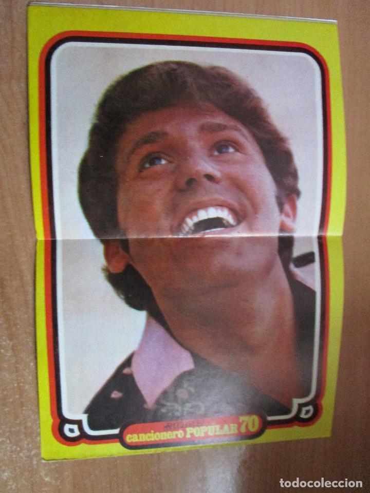 Catálogos de Música: CANCIONERO POPULAR 70 RAPHAEL POSTER CENTRAL RAPHAEL VER LAS FOTOS - Foto 9 - 234930870