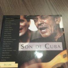 Catálogos de Música: SON CUBANO. LIBRO. COMPAY SEGUNDO Y OTROS. VER FOTOS!. Lote 234963925