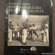Catálogos de Música: SON CUBANO. LIBRO FOTOS SANTIAGO DE CUBA. VER FOTOS!. Lote 234964185