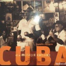 Catálogos de Música: SON CUBANO. LIBRO FOTOS. VER FOTOS!. Lote 234964385