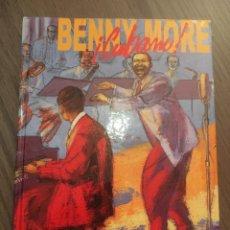 Catálogos de Música: BENY MORÉ. SON CUBANO. LIBRO COMIC + 2 CD. VER FOTOS!. Lote 234964595