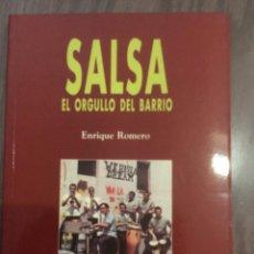 Catálogos de Música: SALSA. LIBRO. VER FOTOS. Lote 234965775