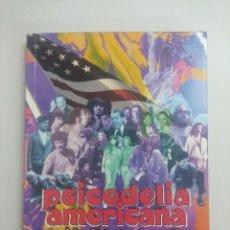 Catálogos de Música: PSICODELIA AMERICANA/EL SONIDO DE LA CONTRACULTURA.. Lote 235052435