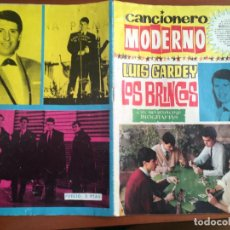 Cataloghi di Musica: LOS BRINCOS LUIS GARDEY CANCIONERO MODERNO. Lote 235080980