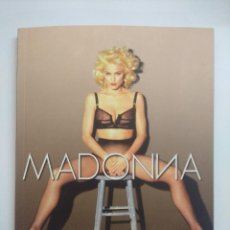 Catálogos de Música: MADONNA/EDICIONES TIMEO.. Lote 235732510