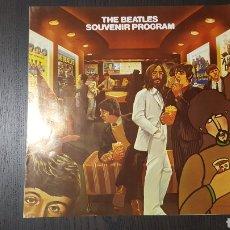 Catálogos de Música: THE BEATLES - SOUVENIR PROGRAM - 1982 - EMI-ODEON.. Lote 237923075