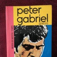 Cataloghi di Musica: PETER GABRIEL GENESIS - CANCIONES. Lote 239647130
