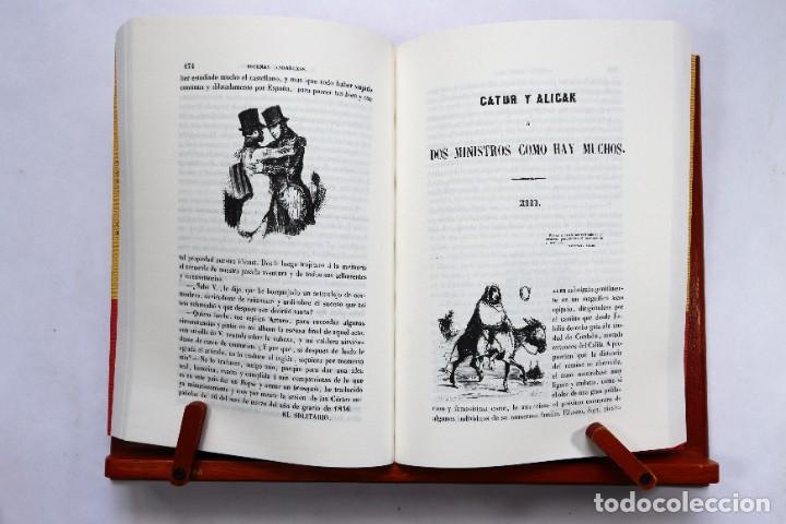 Catálogos de Música: Estébanez Calderón, Serafín, El Solitario: Escenas andaluzas. Flamenco Facsímil de la 1º ed. (1847) - Foto 3 - 239857475