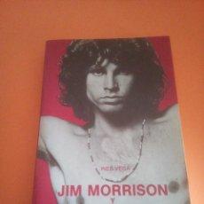 Catálogos de Música: JIM MORRISON - THE DOORS - INES VEGA - ROCK - POP. Lote 240604875