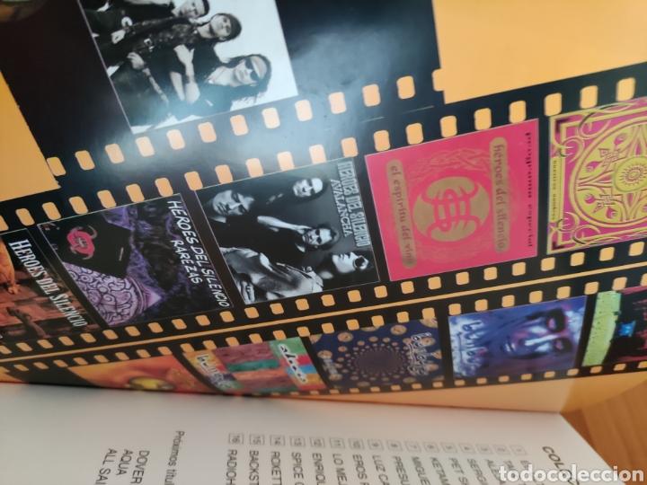 Catálogos de Música: Libro Bunbury. Colección ídolos del pop. Arturo Blay. Incluye el póster - Foto 4 - 242818355