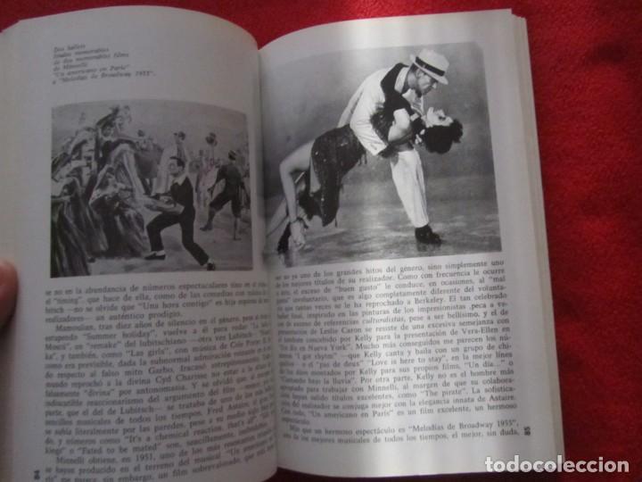 Catálogos de Música: LIBRO EL MUSICAL AMERICANO DE CESAR S.FONTENLA LIZA MINNELLI, MARILYN MONROE GENE KELLY RITA HAYWORT - Foto 11 - 244746575